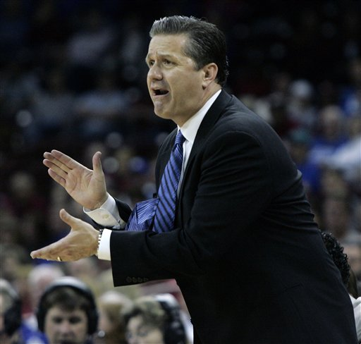 NCAA : Kentucky massacre Kansas