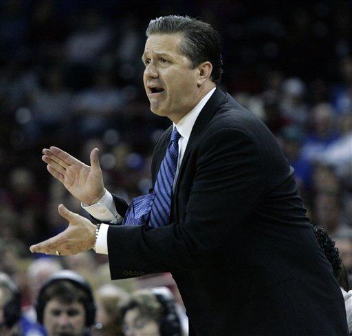 NCAA : Kentucky massacre Kansas
