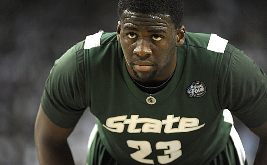 Draymond Green : Le « Taulier » de Michigan State