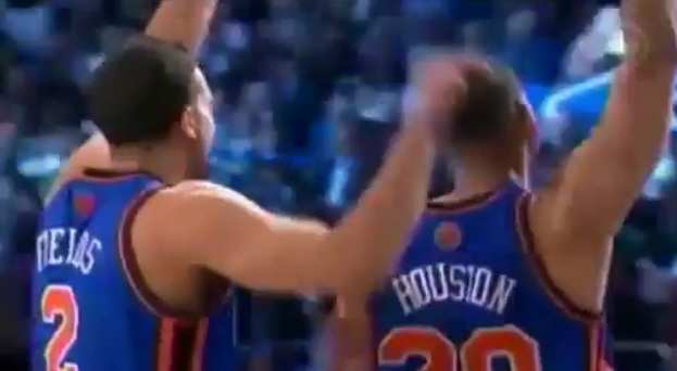 Shooting Stars : Allan Houston clutch, les Knicks s'imposent