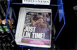 Un mini documentaire sur le phénomène Jeremy Lin à New York
