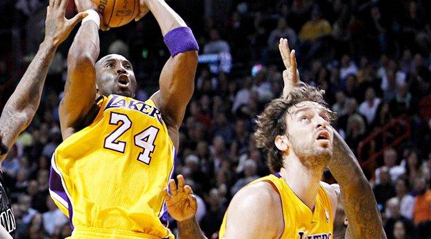 Les Lakers perdent encore, Shved et Pekovic font mal, Beal monte au créneau