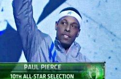 Paul Pierce a voulu faire craquer Kobe Bryant
