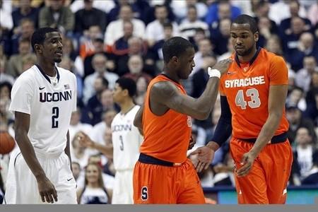 Syracuse s'assure le titre de champion de la Big East