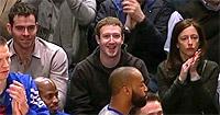 Marc Zuckerberg, nouveau fan de Jeremy Lin