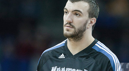 Les négociations entre les Timberwolves et Nikola Pekovic s'éternisent