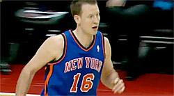 Steve Novak : les vétérans à l'origine du retour en forme des Knicks