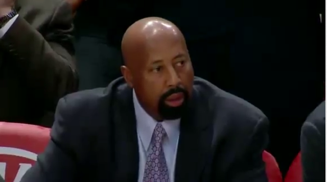 Mike Woodson: Smith, remonte moi ce short !