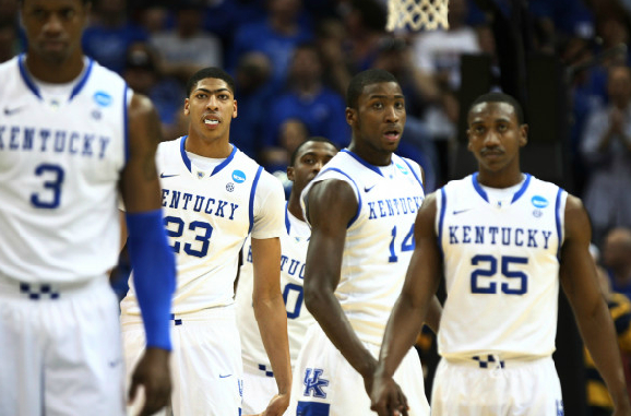Kentucky envoie un message fort !