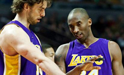 Comment Kobe a fait naître le feu chez Gasol