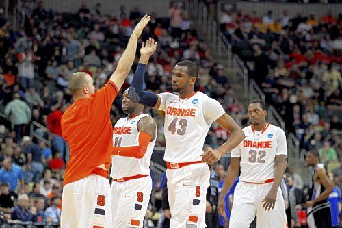 Syracuse sauvé par les arbitres ?