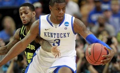 Kentucky retrouve le Final Four pour la 2nde année consécutive