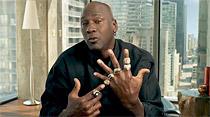 Michael Jordan répond à Jerry Reinsdorf au sujet de D-Rose