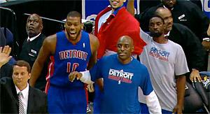 Detroit Pistons : les plus belles actions de la saison 2012-2013