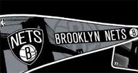 Logo et boutique officiels pour les Brooklyn Nets