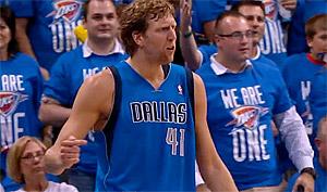 Les Dallas Mavericks à la recherche d'un meneur pour épauler Dirk Nowitzki ?