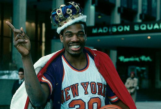 Pour Carmelo, Bernard King devrait être au Hall of Fame