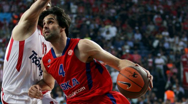 Le CSKA Moscou douche les espoirs nanterriens