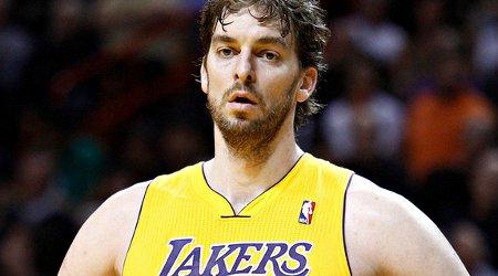 """Pau Gasol et les Lakers veulent """"revenir au top"""""""