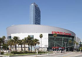 La mue du Staples Center