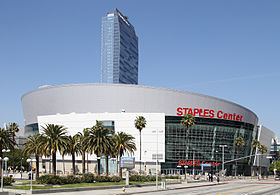 La mue du Staples Center