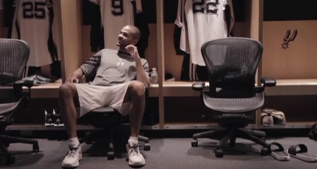 The Game allume Tony Parker