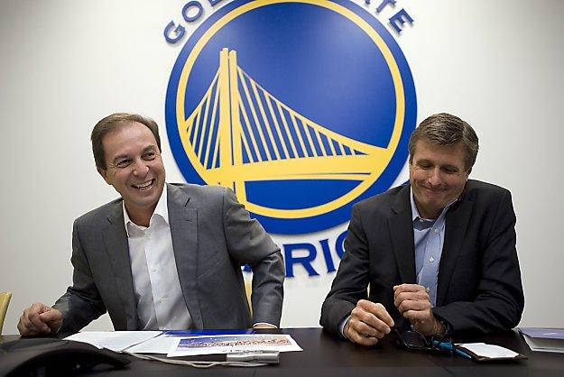 Les Golden State Warriors valent désormais 800 millons de dollars !