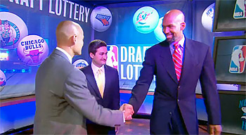 New Orleans aura le 1er choix lors de la Draft