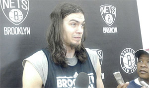 Adam Morrison aux Brooklyn Nets la saison prochaine ?