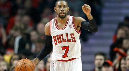 Les Bulls font confiance à CJ Watson