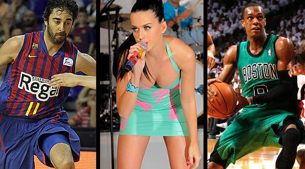 Les trophées : Juanca, la NBA et Russell et Rajon