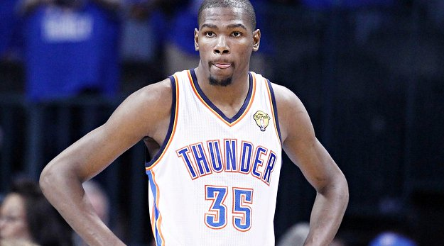 Kevin Durant :