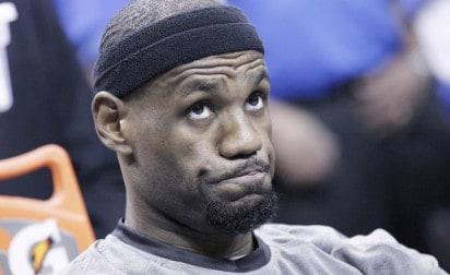 Le premier retour de LeBron à Cleveland avait été beaucoup plus chaud…