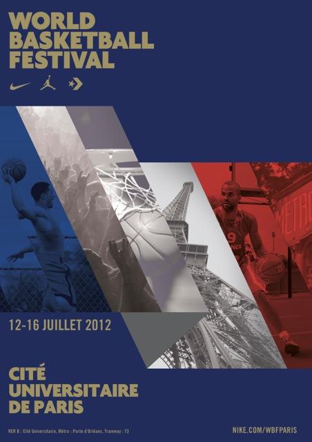 Le World Basket Festival s'installe à Paris