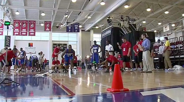 NBA Draft Combine de Chicago : le bilan après 2 jours de tests