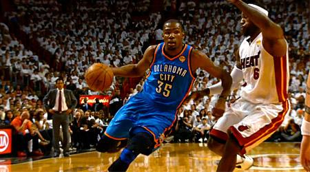 Durant, future rebounding machine?