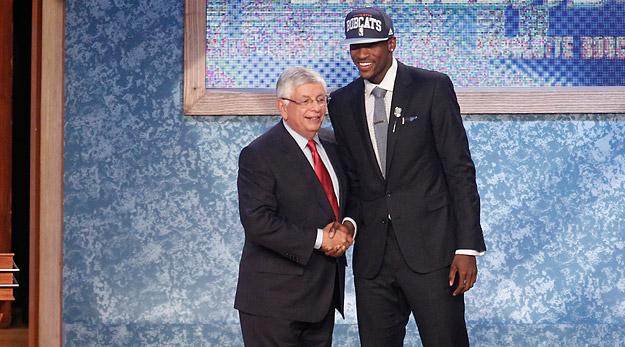 Draft 2012 : le tableau complet des 2 tours