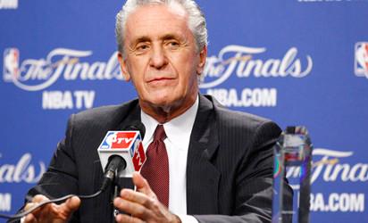 Pat Riley : «Je disais aux free agents que LeBron reviendrait»