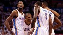 Highlights : le meilleur de la série entre le Thunder et les Spurs