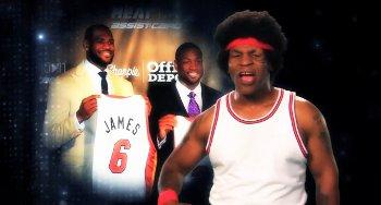 Dingue : Mike Tyson chante LeBron James