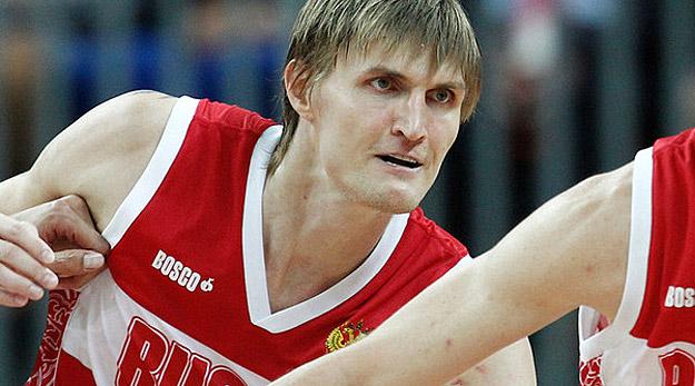 Andrei Kirilenko élu joueur de l'année 2012 par la FIBA