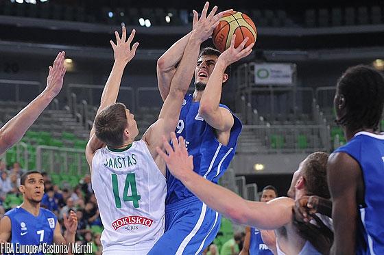Euro U20 : les Bleus chutent en finale, Westermann MVP