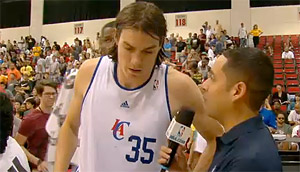 Summer League : Les Bucks atomisent les Bulls, Adam Morrison plante 26 points