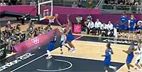 L'énorme contre de Nico Batum sur Kevin Durant