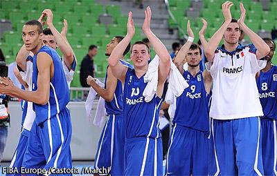 Euro U20 : Les Bleus battent l'Espagne et atteignent la finale