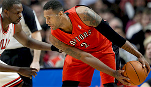 Toronto recrute James Johnson