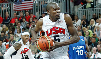 La FIBA devrait adopter la distance à 3 pts NBA