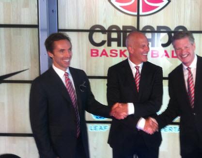 Nash nomme Triano coach du Canada