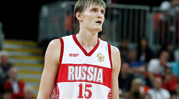Andreï Kirilenko met fin à sa carrière internationale