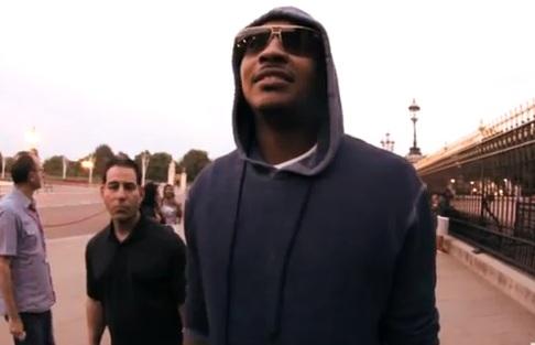 Nas a gratté des places pour la finale olympique à Carmelo Anthony
